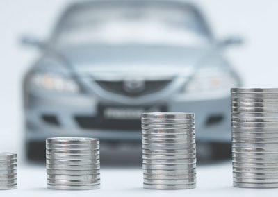 Preços dos automóveis de passeio no Brasil