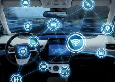 Conectividade já é fator decisivo na compra de um novo automóvel