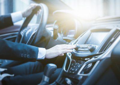 Tecnologia automotiva que salva vidas