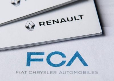 A associação entre Renault e FCA