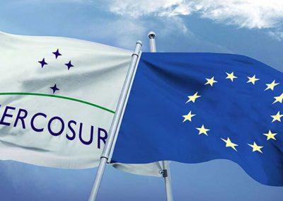 O acordo de Comércio entre União Europeia e MERCOSUL