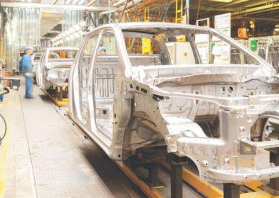A reinvenção da indústria automotiva
