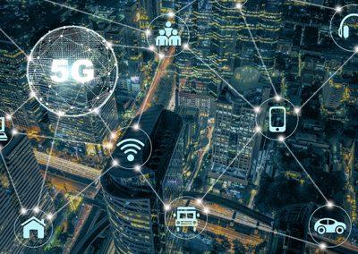 Os impactos da rede 5G na implementação de veículos mais autônomos