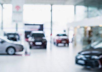 Impacto do isolamento social na distribuição de veículos