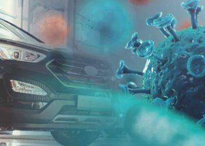 A Pandemia e a Indústria Automobilística: o que mudou nas duas últimas semanas