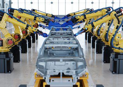 O conceito de plataforma automotiva