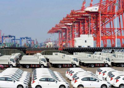 O redesenho da Globalização e do desenvolvimento dos veículos
