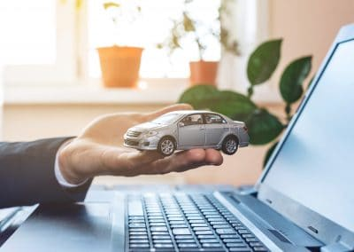 Vendas de automóveis – Transformação digital
