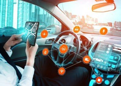 Conectividade como futuro do design automotivo pós-pandemia