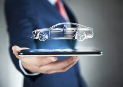 Consumidores aderem rapidamente à digitalização na compra de veículos