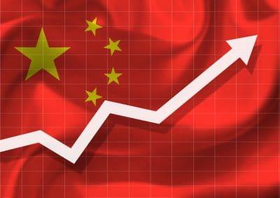 Aumenta o preço dos produtos chineses