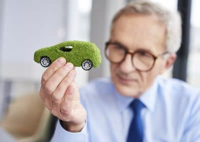 Questão ambiental na mobilidade